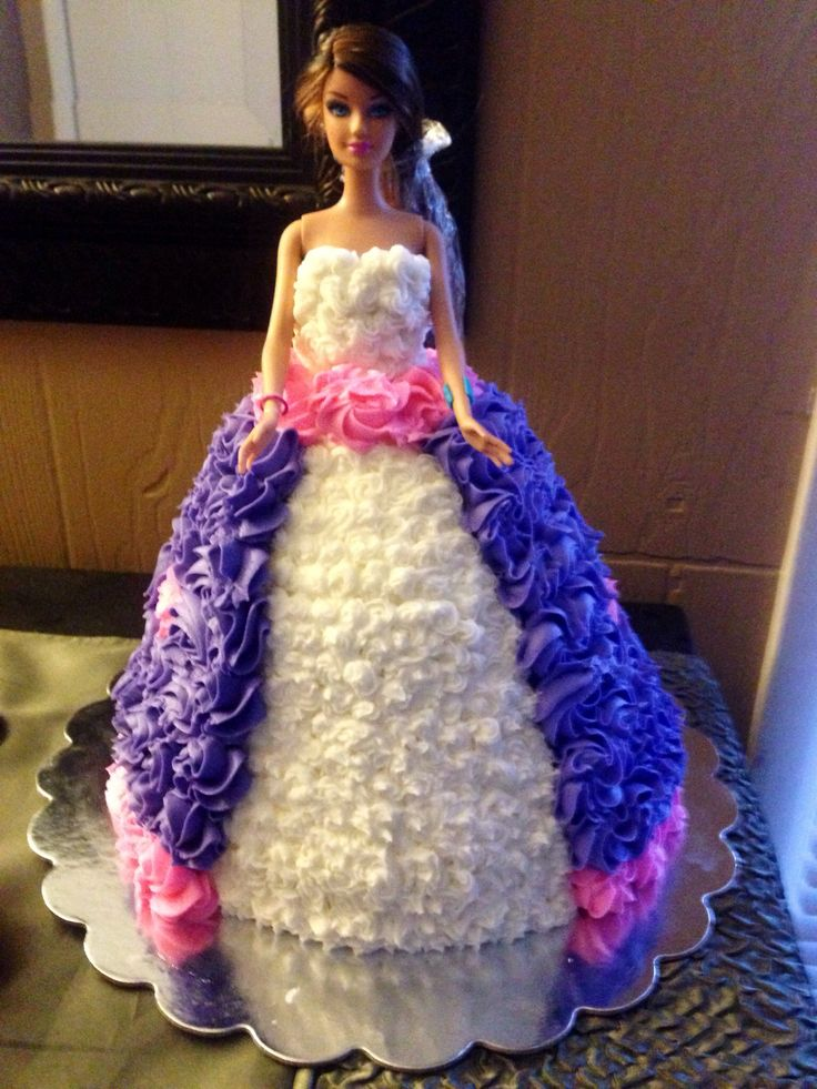 Barbie Doll Cake Barbie Doll Cake