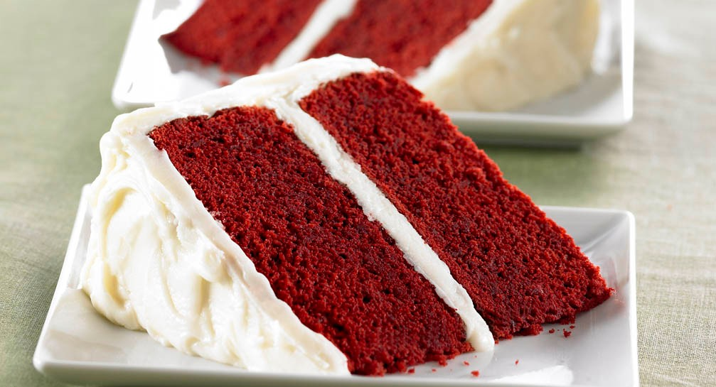 Red Velvet Cake With Cream Cheese Frosting Trivandrum Cake House