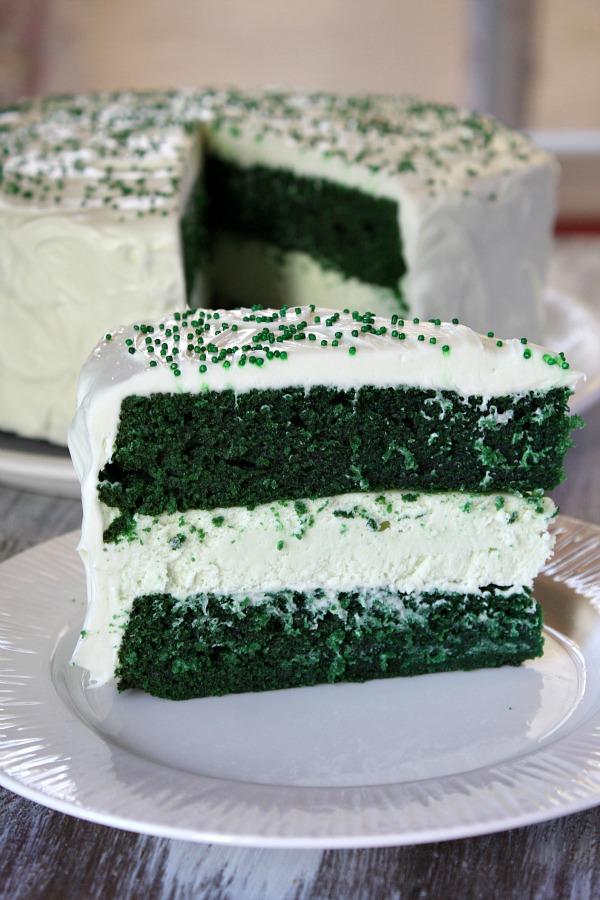 Green Velvet Cake Trivandrum Cake House Sup Tm Sup Online Cake